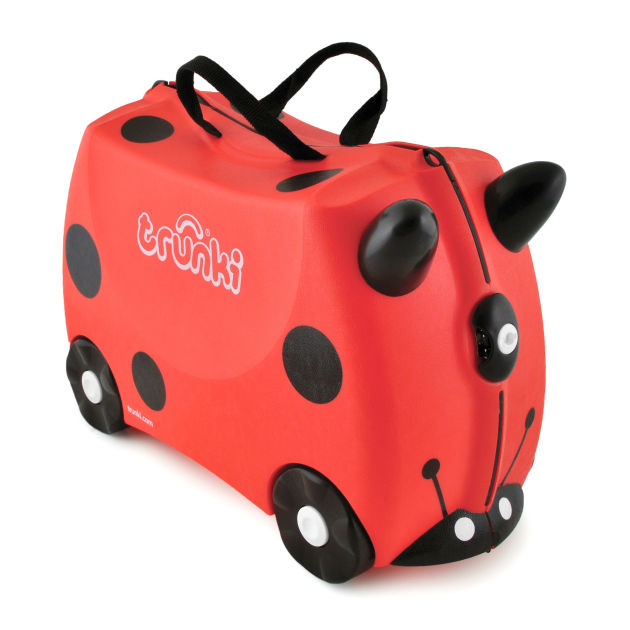 Trunki Harley The Ladybug Red